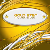 Gold Star Mothers Day — Foto Stock