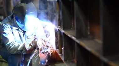 Welding 39 — Stock Video