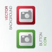 Fotoaparát — Stock vektor