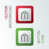 Bank building. — Stock Vector