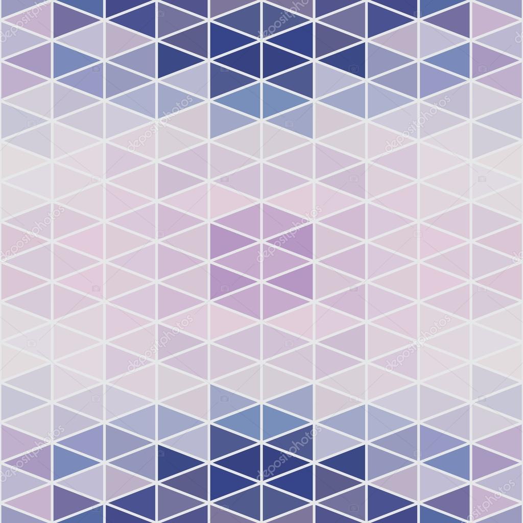 motif g om trique fond avec des triangles image