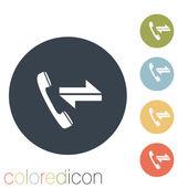 Call icon — Stock Vector