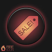 Sale label. — Stock Vector