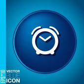 Alarm icon . — Stock Vector
