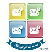 E-mail symbol — Stock Vector