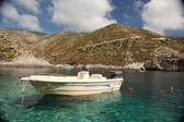 Greece Zakynthos beach nature — Stock Photo