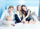Family time — Stock Photo