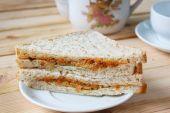 Sandwich. — Stock Photo