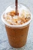 Iced Coffee. — Stock Photo