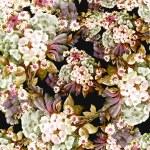 Flowers Bouquet seamless pattern — Stock Photo #54476131