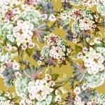 Flowers Bouquet seamless pattern — Stock Photo #54476741