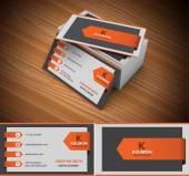 Business card — Wektor stockowy