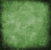 緑のグランジ背景 — ストック写真