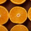 Oranges sliced — Stock Photo #53399245
