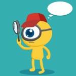 One eyed monster — Stock Vector #70628381