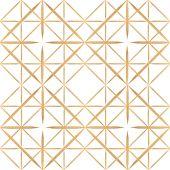 Sammanfattning av bambu tandpetare isolerad på vit bakgrund — Stockfoto