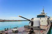 A Thailand Battleship — Stock Photo