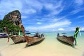 Traditional Thai boat — Stock Photo