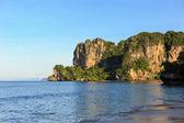 Railay beach, krabi, Tajlandia Morze Andamańskie — Zdjęcie stockowe