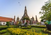 Wat Arun in Thailand — Stock Photo