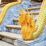 Golden Angle at Wat Phra Kaeo — Stock Photo #60061889