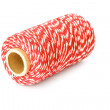 Roll of red rope — Stock Photo #60646495