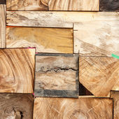Assorted wooden textures — Stock Photo