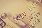 Bank credit card — Stock Photo