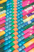 Colorful pencils for drawing — Stok fotoğraf