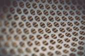 Grid of car air filter — Stock Photo