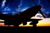 P-51B — Stock Photo