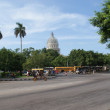 HAVANA, CUBA - JULY  16, 2013: Typical street view in Havana, the capital of Cuba — Stock Photo #55729657