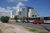 HAVANA, CUBA - JULY  29, 2013: Typical street view in Havana, the capital of Cuba — Stock Photo