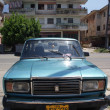 Typical old retro car on the street in Havana — ストック写真 #55820001
