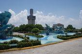 The Russian embassy in Havana, Cuba — Stock Photo