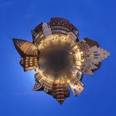 Hildesheim 360 degree panorama — Stock Photo