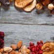 Mix of dried fruits — Stock Photo #61552583