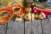 Purim background — Stock Photo
