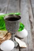 Passover background — Stock Photo