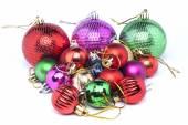 Balls Christmas — Stock Photo