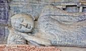Polonnaruwa Gal Vihara, Sri Lanka — Foto de Stock