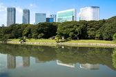 Hama-rikyu — Stockfoto