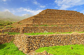Guimar pyramid — Fotografia Stock
