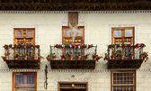La orotava balcony — ストック写真