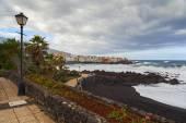 Puerto de la cruz Visa — Stockfoto