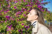 Запах весны — Стоковое фото