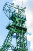 Mines tower Zeche Carl Funke city of Essen — Stock Photo
