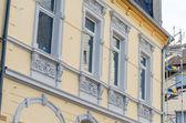 House facade — Stock Photo