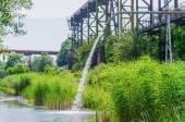 Park Krajobrazowy Duisburg — Zdjęcie stockowe