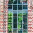 Iron, steel, sprout, plant window — Stockfoto #59755051